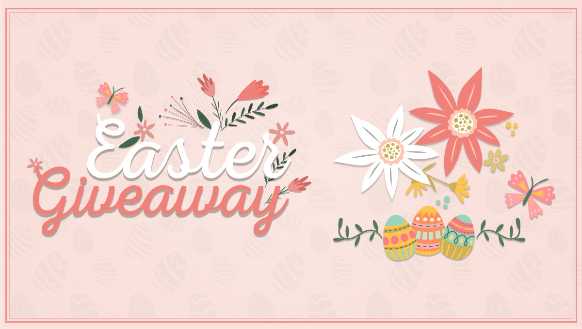 Click here for Easter giveaway templates