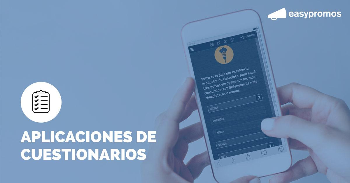 Aplicaciones Para Hacer Cuestionarios Y Encuestas Online Easypromos