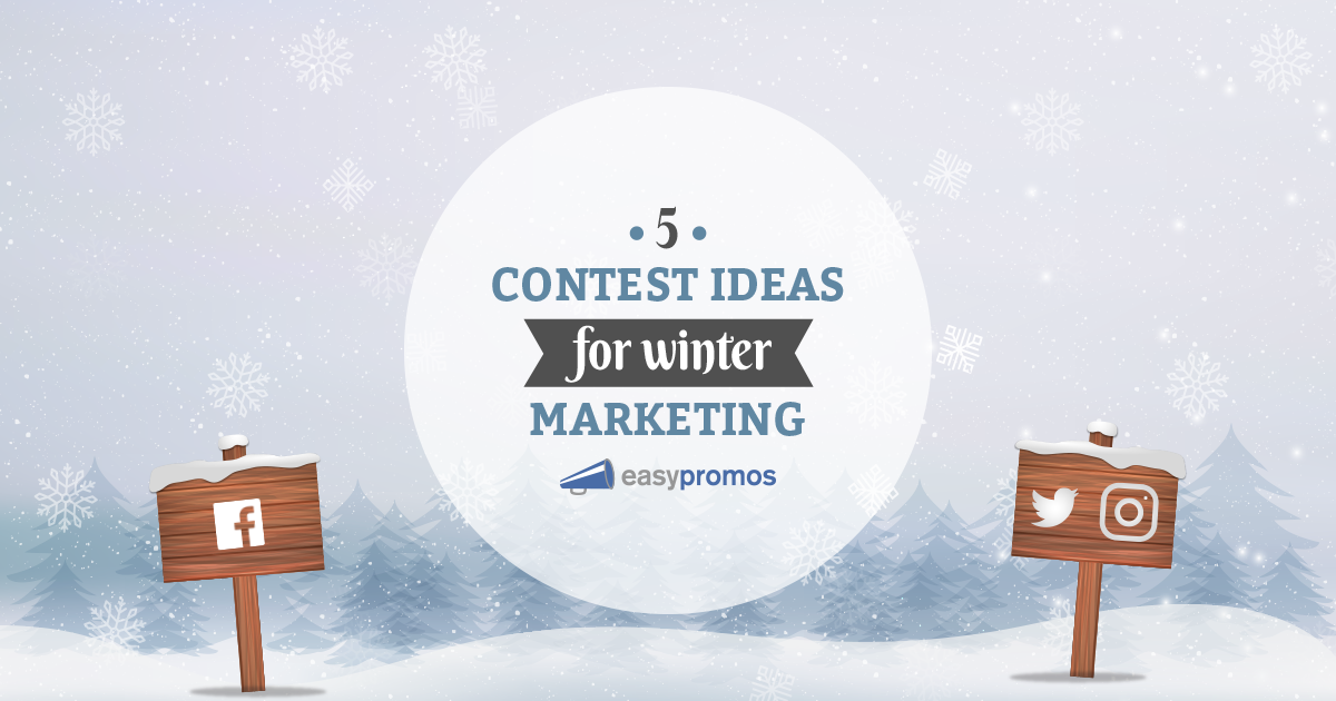 Creative winter contests